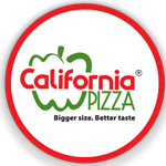 California Pizza Logo